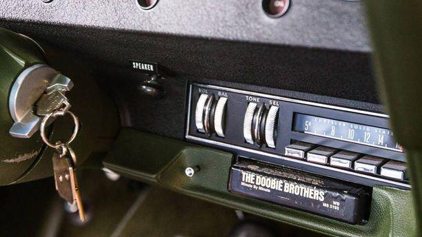 Musa auton vuosikymmenen mukaan. The Doobie Brothers aloitti uransa vuonna 1970.