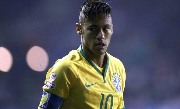 Neymar kuittasi virheensä tyylikkäästi.