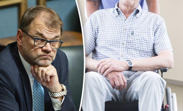 Pääministeri Juha Sipilä ei ole huolissaan sote-uudistuksen vaikutuksista terveydenhuoltopalvelujen laatuun.