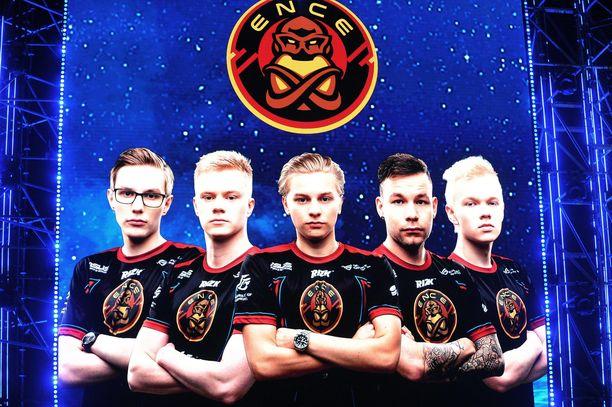 ENCE sijoittui Katowicen Major-turnauksessa keväällä toiseksi.