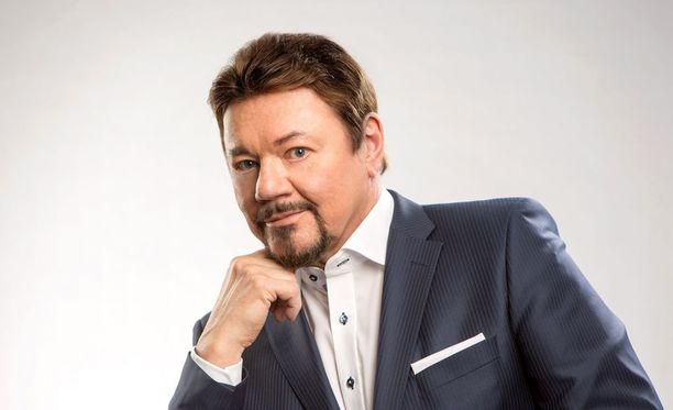 Kari Piironen on vuoden 1988 tangokuningas.
