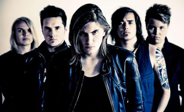 Sturm und Drangin jäsenet aloittivat musiikkiuransa jo 15-vuotiaina.