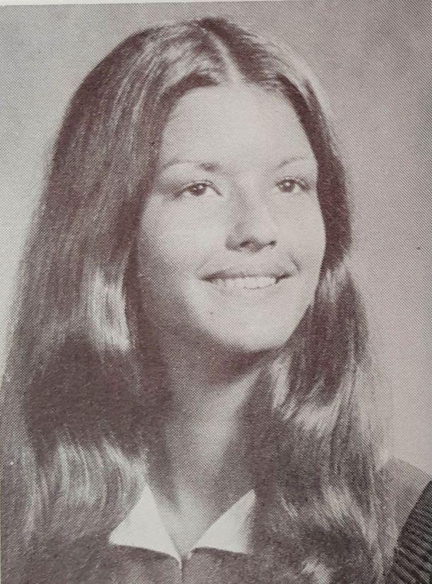 Kuva vuosikirjasta 1970-luvun alkupuolelta.