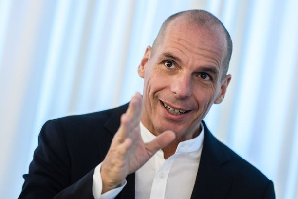 Yanis Varoufakis pyrkii mepiksi.