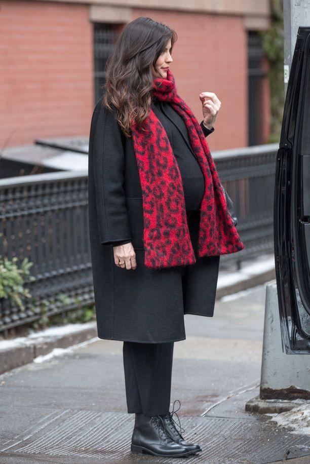 Liv Tyler synnytti kuopuksensa helmikuussa.