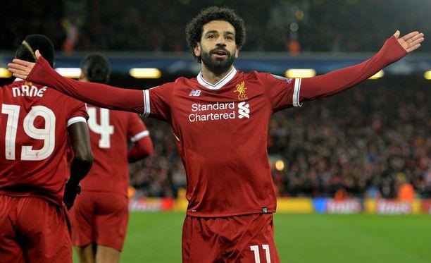 Liverpool-leiri toivoo Mo Salahin tervehtyvän tiistai-illan Mestarien liiga -koitokseen.