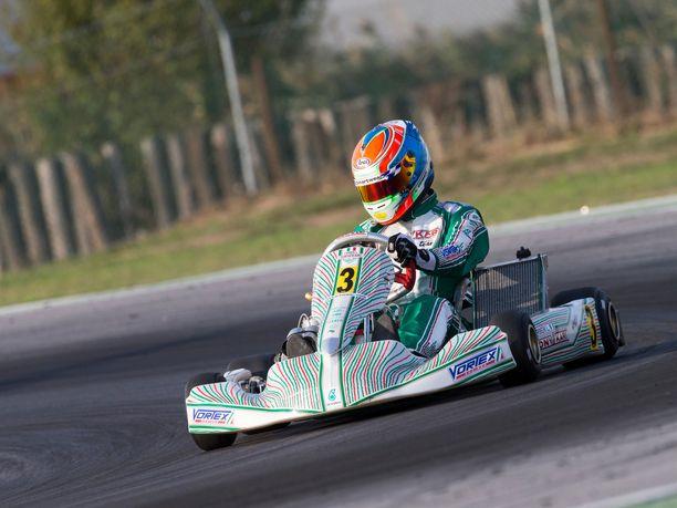 Luca Corberi kertoi maanantaina, että häntä ei tulla enää koskaan näkemään kisaamassa moottoriurheilutapahtumissa.