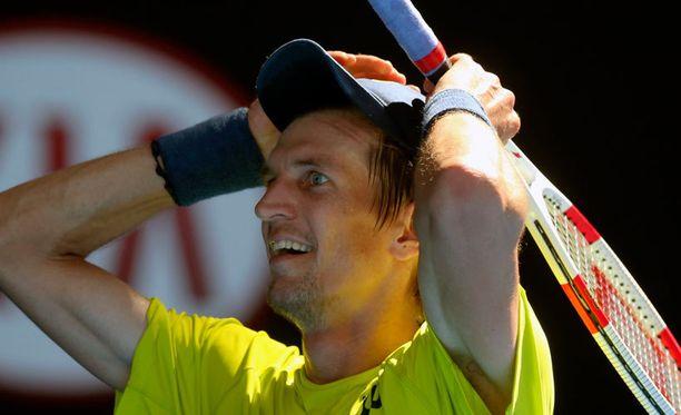 Jarkko Niemisen pelit päättyivät Rion ATP-turnauksessa.