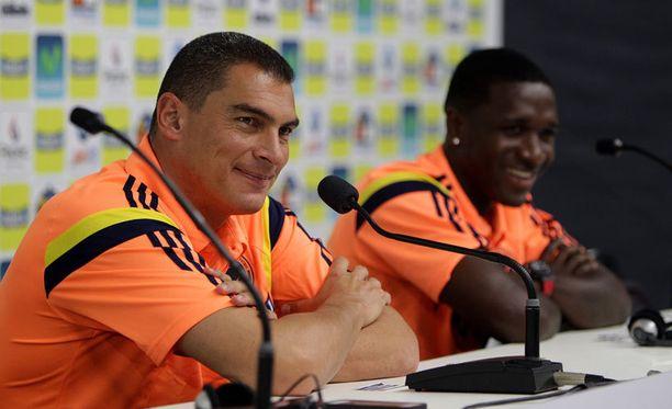 Kolumbian maalivahdista Faryd Mondragonista tulee todennäköisesti MM-historian vanhin pelaaja.