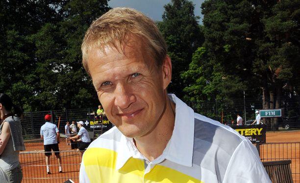 Mika Kortelainen (kuvassa) ja Kevin Lankinen ennakoivat Suomi-USA-peliä IL-TV:n suorassa lähetyksessä klo 12.30 alkaen.