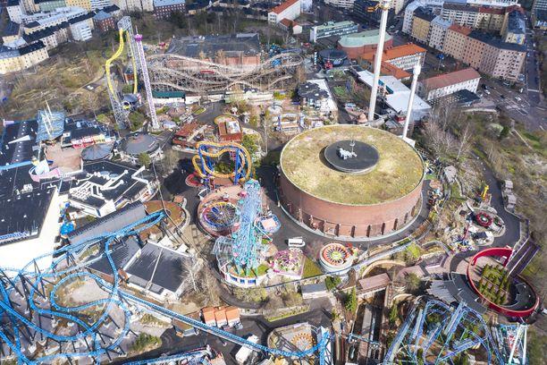 Helsingissä Linnanmäen huvipuistossa sattui joukkoaltistuminen koronalle 26. heinäkuuta.