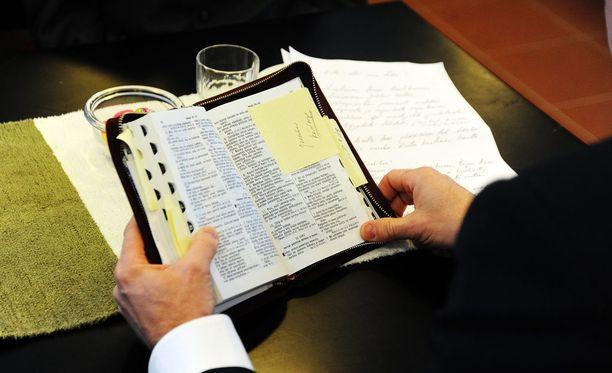 Kirkolliskokous ei nähnyt tarvetta muuttaa nykyistä avioliittokäsitystä.
