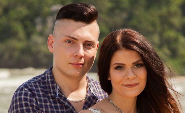 Joonas ja Pauliina nähdään jälleen Temptation Island Suomessa.
