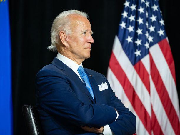 Demokraattien presidenttiehdokas Joe Biden on saanut lisää republikaanipuolueen jäseniä ja sitoutumattomia taakseen.