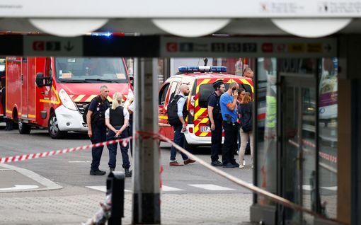 Ranskan Lyonissa veitsi-isku metroaseman lähellä – ainakin yksi kuollut ja kahdeksan loukkaantunut