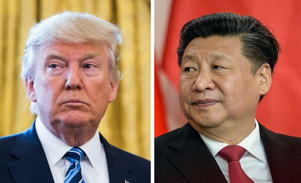 Yhdysvaltojen presidentti Donald Trump ja Kiinan presidentin Xi Jinpingin tapasivat Floridassa.