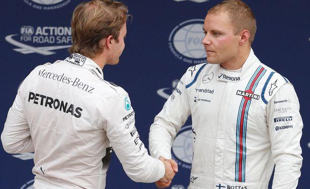 Lewis Hamilton on likimain vaikein mahdollinen vastustaja, tietää Nico Rosberg.