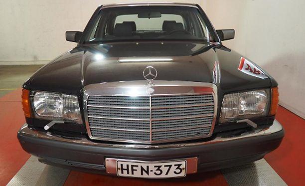 Pohjois-Korean Suomen suurlähetystö omisti auton vuosina 1989-1992.