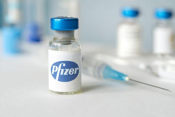 Heinäkuussa Pfizerin rokotteen teho tartuntoja vastaan oli tutkimusalueella vain 42 prosenttia.