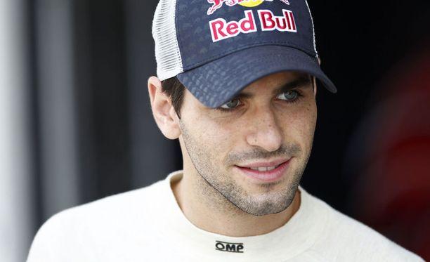 Jaime Alguersuaria ei enää nähdä kilparadoilla.