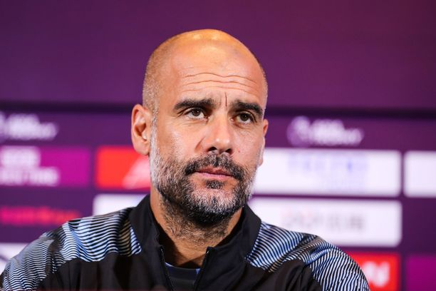 Manageri Pep Guardiola vastasi median kysymyksiin koskien Manchester Cityn kauden aloitusta.