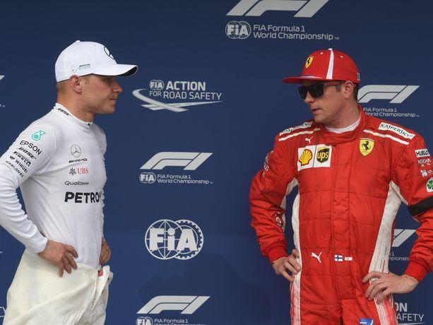 Valtteri Bottas ja Kimi Räikkönen ovat tehneet Suomesta viime vuosina F1-maailman nopeimman kansan. Tämä tilasto pitää kutinsa myös kauden 2019 avausosakilpailun jälkeen, vaikka Räikkönen on siirtynyt Ferrarilta Alfa Romeolle.