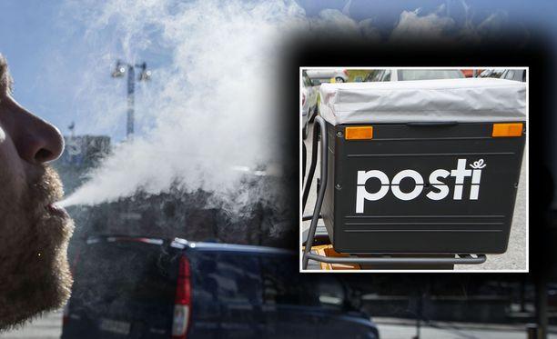 Postin työntekijät puolustivat tupakkataukojaan oikeudessa. Kuvituskuvat.