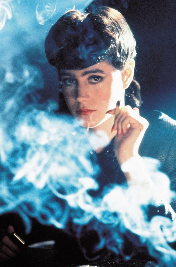 Blade Runnerin androidit eivät koe olevansa pelkkiä tietokoneita. Kuvassa Sean Youngin esittämä replikantti.