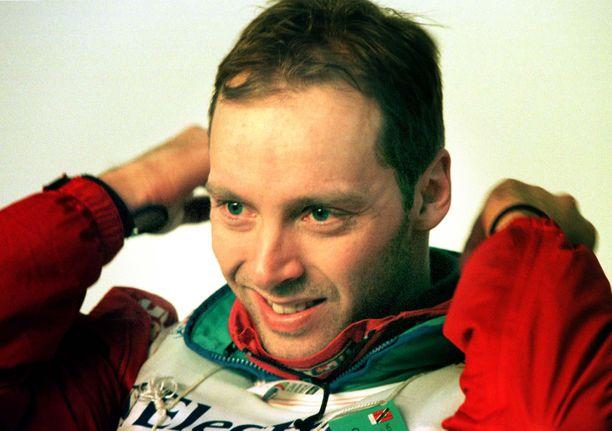 Mika Myllylä loisti Trondheimin MM-kisoissa vuonna 1997.