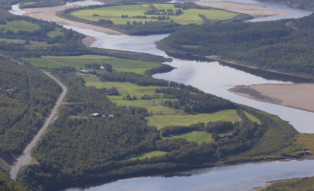 Tenon kalastus on ollut Utsjoen matkailuvalteista suurin.