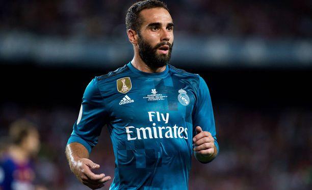 Real Madridin laitapuolustaja Dani Carvajal toivoo, että Cristiano Ronaldon pelikieltoa löyhennetään.