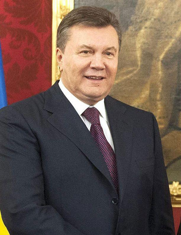 Presidentti Viktor Janukovitsh on pistänyt asiantuntijan mukaan itsensä nurkkaan.