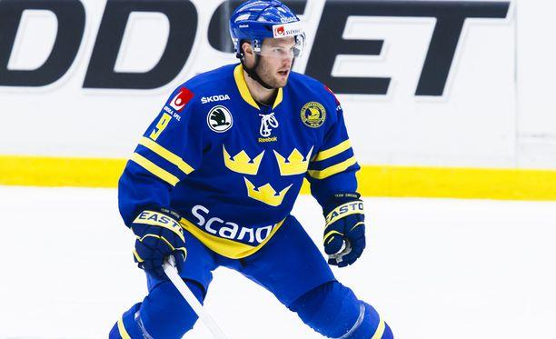 Niclas Andersen on Tre Kronor -miehiä.