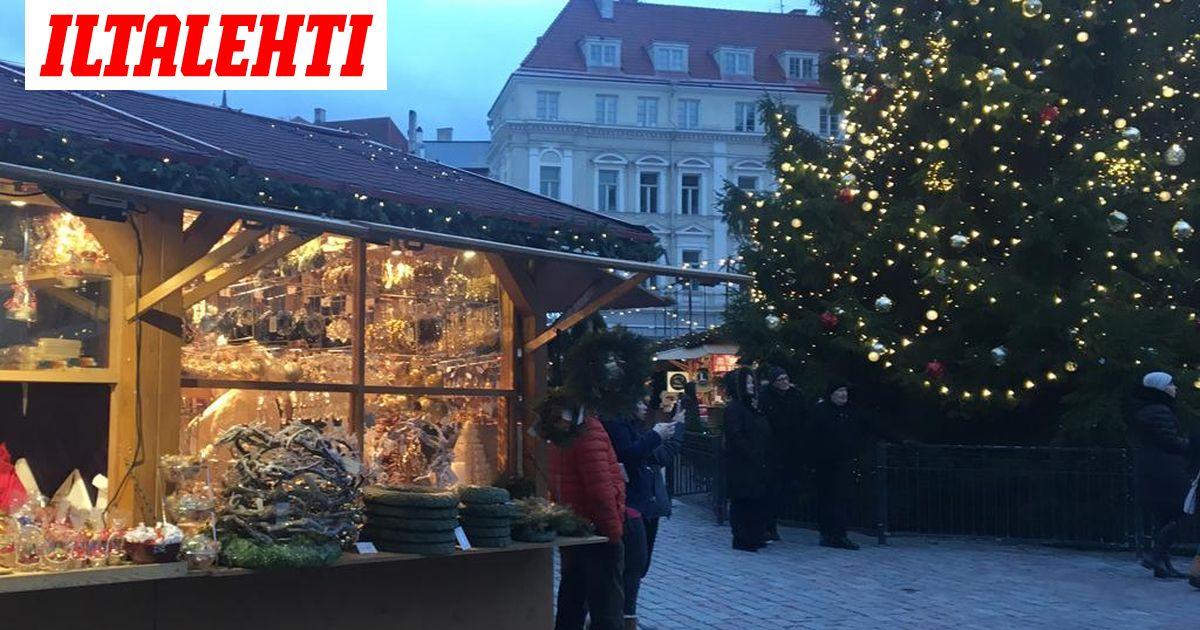 Tallinnan Joulumarkkinat 2021