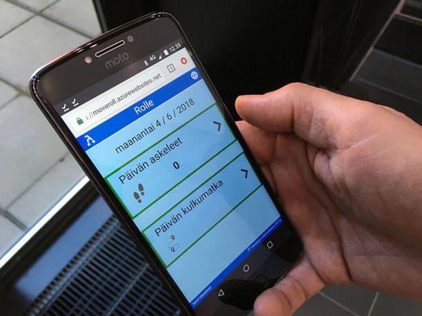 Älyrollaattorit antavat tietoa käyttäjänsä hyvinvoinnista, kunnosta ja terveydentilasta suoraan kännykän välityksellä