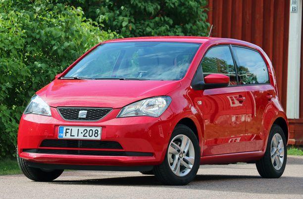 35. Seat Mii on Volkswagen-konsernin espanjalainen sisarus.