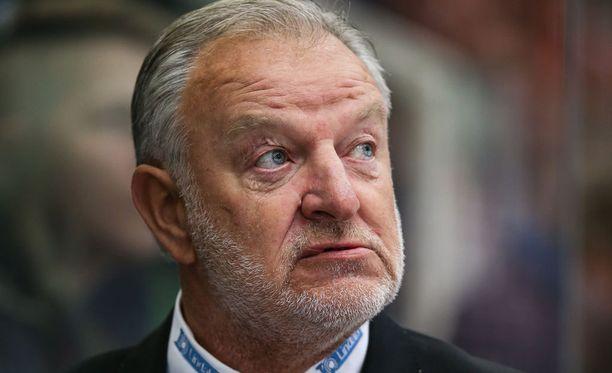 Pekka Rautakallion Ässät jatkaa vierasrundiaan vielä viiden ottelun ajan.
