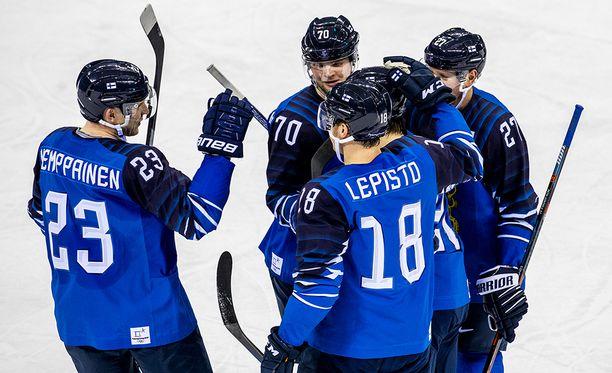 Jatkuvatko Suomen juhlat Norjaa vastaan?