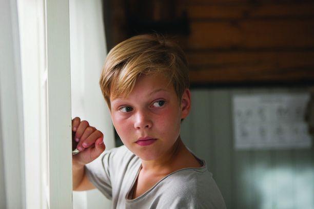 Pekkiä näyttelevä 13-vuotias Aarni Rämö tekee elokuvadebyyttinsä elokuvassa Onneli, Anneli ja Salaperäinen muukalainen,