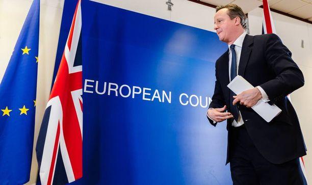 EU-johtajat ovat päässeet sopuun siitä, että Britannia pysyisi EU:ssa.