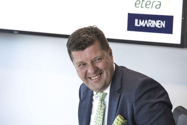 Kun uuden Ilmarisen varatoimitusjohtaja Stefan Björkmanin siirtyy kesän kuluessa Konstsamfundetin toimitusjohtajaksi, Eterasta on Ilmarisessa vain muistot jäljellä, kirjoittaa Lasse Laatunen.