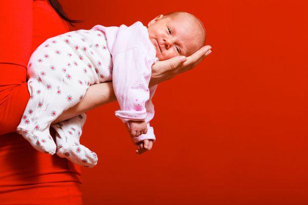 Vauvat ovat yksilöllisiä: toisilla olotilat vaihtuvat nopeammin ja voimakkaammin, toisilla hitaammin ja tasaisemmin.