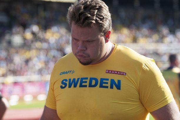 Daniel Ståhl nähdään seuraavan kerran kisaamassa Kuortaneella.