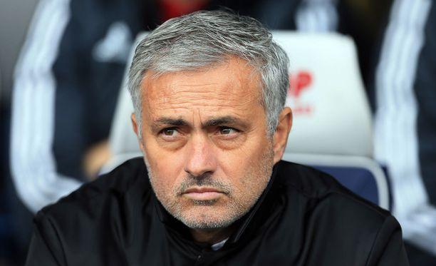 Jose Mourinho pettyi joukkueensa asenteeseen.