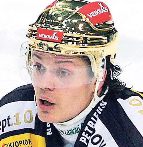 Ikitaistelija Sami Kapanen.