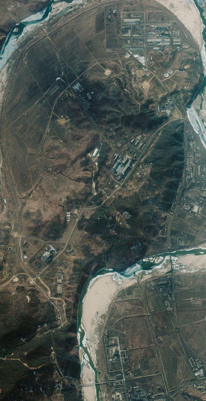 Ydinkokeen arvellaan tapahtuneen Yongbyonin tutkimuslaitoksessa.