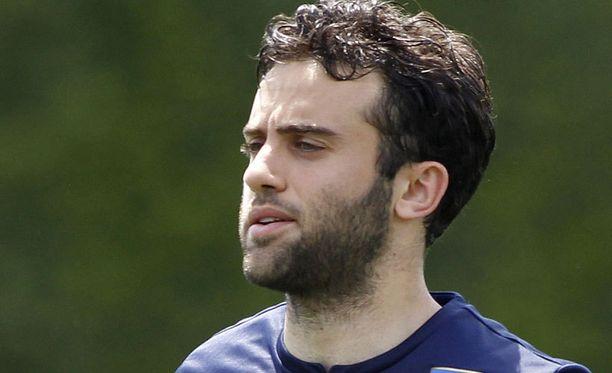 Giuseppe Rossi pettyi pahasti jäätyään MM-joukkueen ulkopuolelle.
