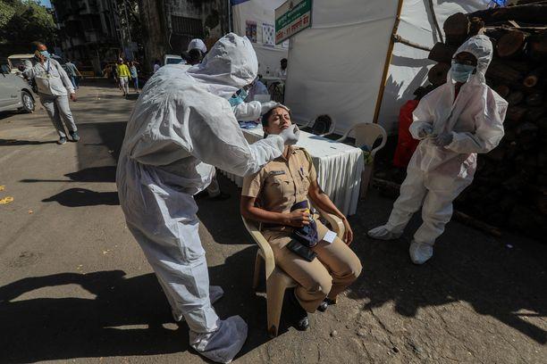Intiassa on todettu maailman toiseksi eniten koronavirustapauksia.