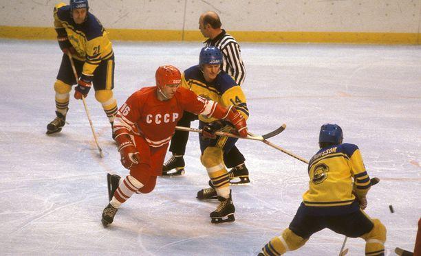 Viime vuonna kuollut Vladimir Petrov oli Punakoneen suurimpia tähtiä 1970-luvulla.