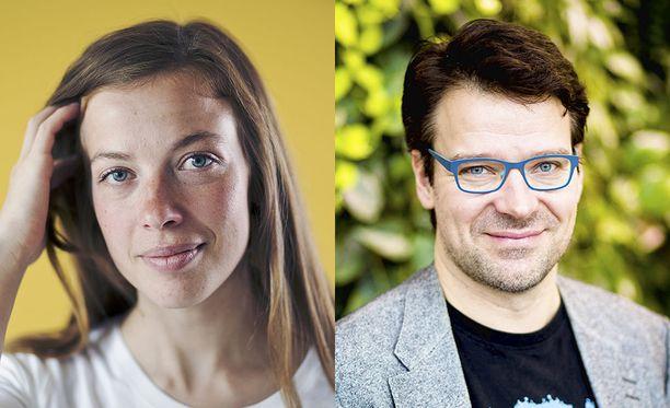 Li Andersson ja Ville Niinistö reagoivat voimakkaasti Juha Sipilän käyttämään termiin.